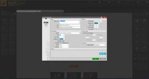 Mailstyler Newsletter Creator - Button style
