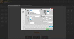Mailstyler Newsletter Creator - 按钮属性
