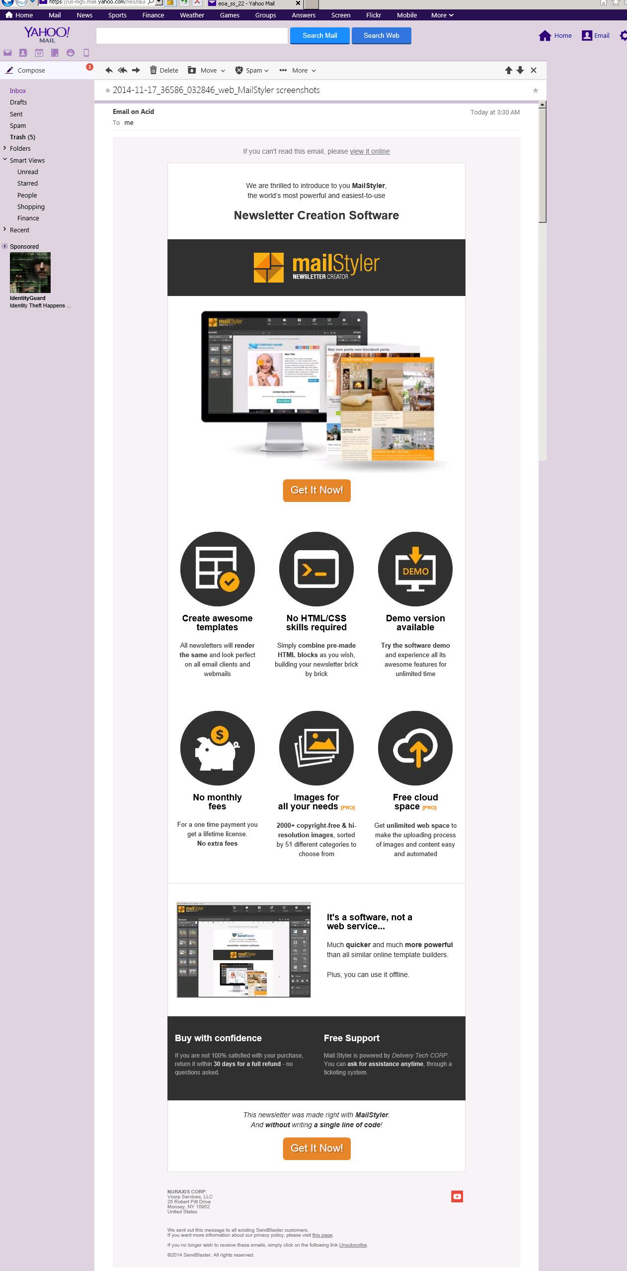 Famous Yahoo Website Templates Pattern - Documentation Template ...