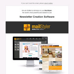 Newsletter template compatibility test