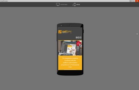 Mailstyler Newsletter Creator - Smart Preview