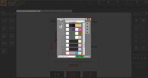 Mailstyler Newsletter Creator - Paleta kolorów