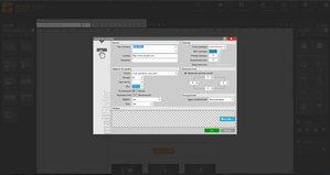 Конструктор информационных рассылок MailStyler - Стиль кнопки