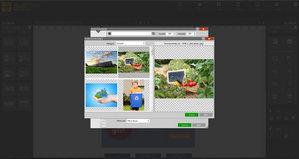 Mailstyler Newsletter Creator - Resim kütüphanesi