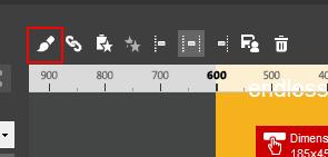 Bottone Modifica pulsante