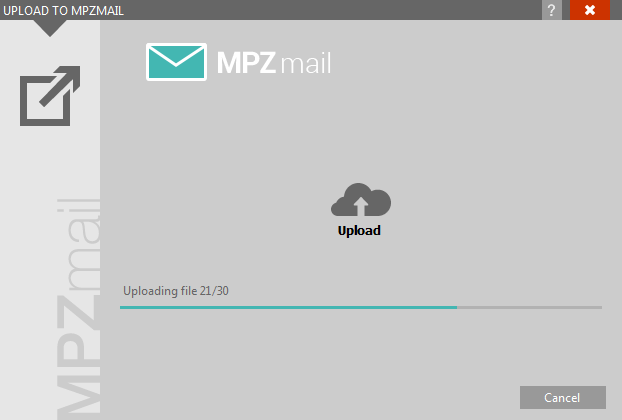 MPZMail plugin upload