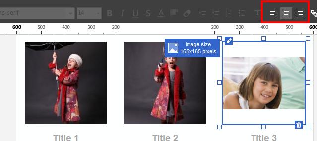 Image alignment