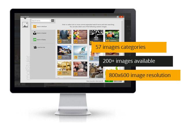Basic image library