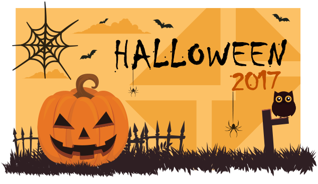 halloween 2017 free responsive template